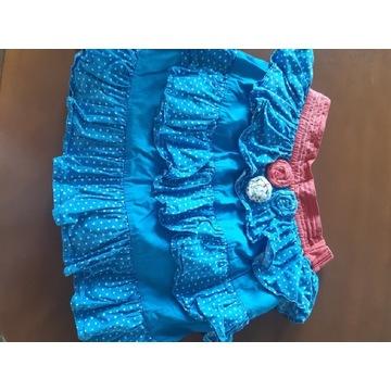 Spódnica 128-134 dla dziewczynki 3szt