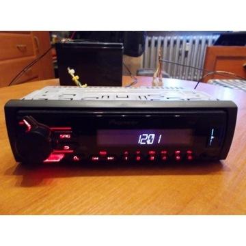 PRAWIE NOWE RADIO Pioneer MVH-180UB. SPRAWNE 100%