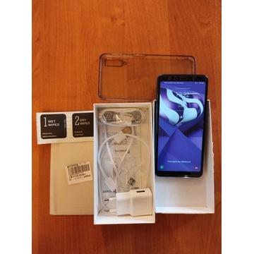 Samsung A7 2018 Stan bdb. Niebieski.64gb