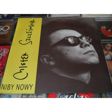 MIETEK SZCZEŚNIAK Niby Nowy Vinyl LP wyd. 1991