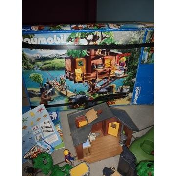 Playmobil Domek na drzewie 5557