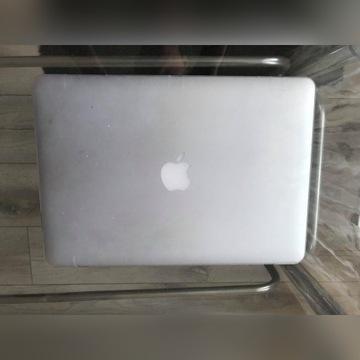 MacBook air i5 8gb 128GB + 128GB bogaty zestaw