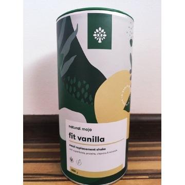 Fit Vanilla  Natural Mojo koktajl waniliowy