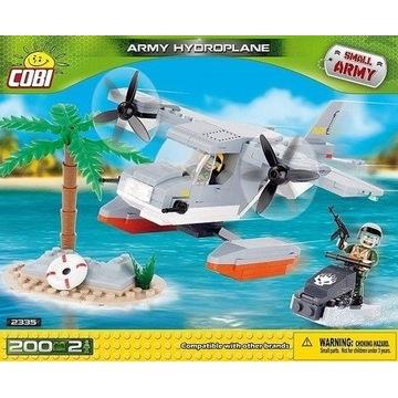COBI 2335 SMALL ARMY HYDROPLAN
