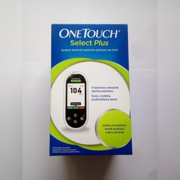 GLUKOMETR ONE TOUCH SELECT PLUS