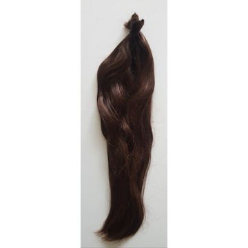włosy dziewicze dł.45cm, 70gr