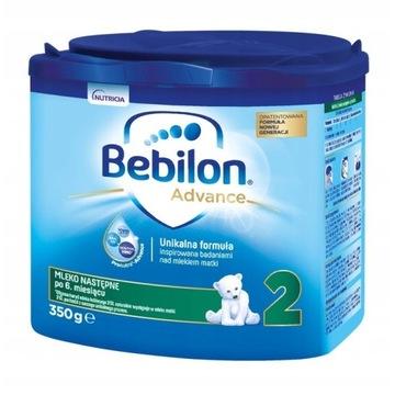 Mleko modyfikowane Bebilon 2 350 g 611843