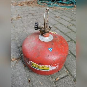 Butla gazowa turystyczna 2 kg