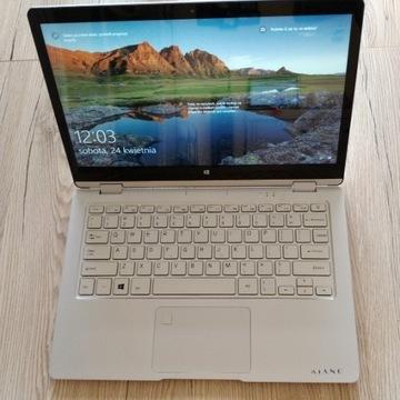 Laptop Kiano Elegance 13.3 4GB + 64GB + 240GB SSD