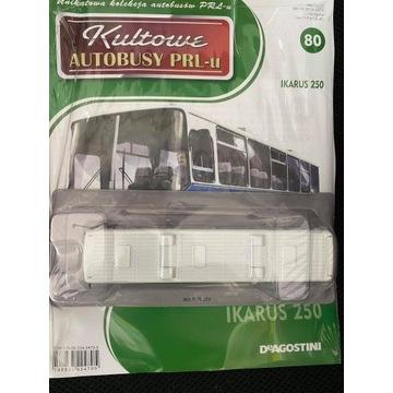 Kolekcja Kultowe Autobusy PRL- u Ikarus 250