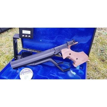 Feinwerkbau FWB 102 pistolet wiatrówka match PCA