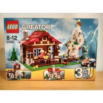 LEGO Creator 31025 Górska chatka