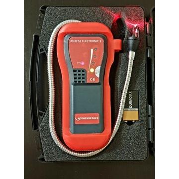 Detektor gazu Rothenberger Rotest Electronic 3