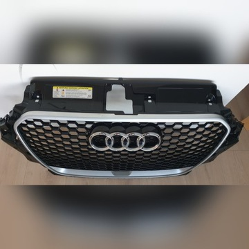 Atrapa, grill Audi RS3