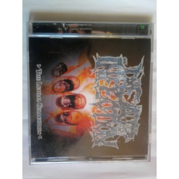 Dead Infection - The Lethal Collection CD