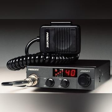 Cb radio President Jimmy Filipiny  antena missouri