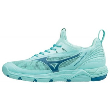 Adidasy Mizuno Wave Luminous buty stabil 44