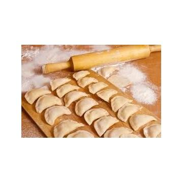 Wareniki z ziemniakami (mrożone) (tylko Krakow)