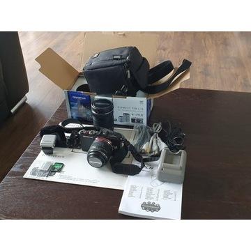 Olympus PEN Lite E-PL6 + pokrowiec + karta pamięci