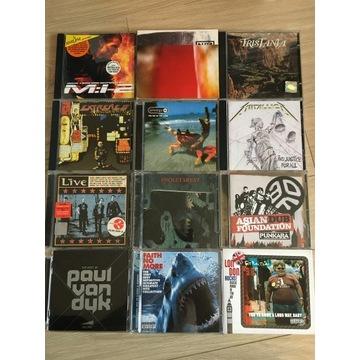 Muzyka na CD - kolekcja mocne uderzenie