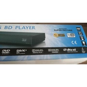 Odtwarzacz Blu-Ray Sharp BD-HP25 AQUOS