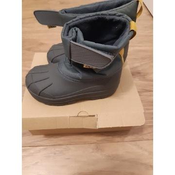 Buty dziecięce kalosze marki Zara rozm 25