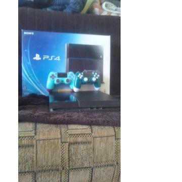 PLAYSTATION 4 PS4  2TB ORYGINALNE PUDEŁKO 20 GIER