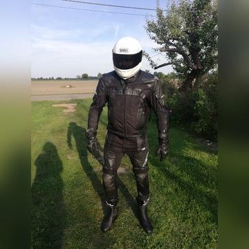 Kurtka spodnie na motocykl
