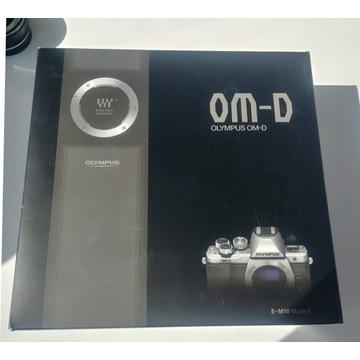 Olympus OMD 10 mark II 2 obiektywy gwarancja