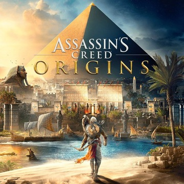 !OKAZJA! Assasin Creed Origins PC