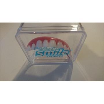 sztuczne zęby nakładki tymczasowe