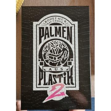 PALMEN AUS PLASTIK 2 BOX 187 STRASSENBANDE, BONEZ
