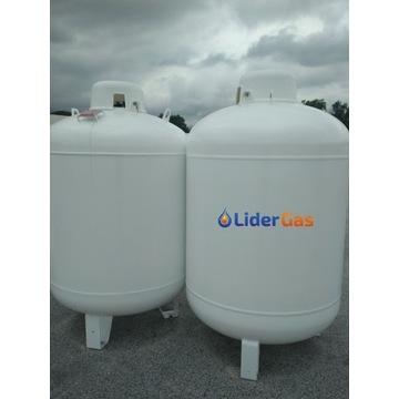 Zbiornik 1000 litrów na gaz