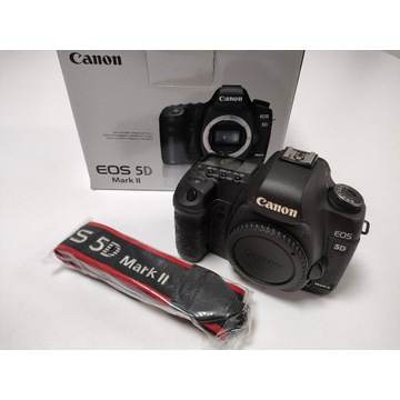 Aparat Canon EOS 5D mark II