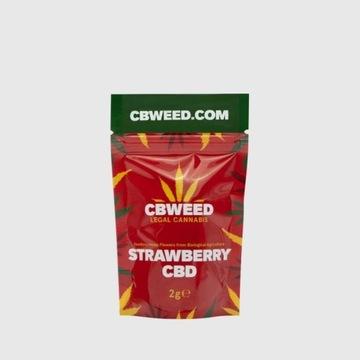 Susz Strawberry CBD 2 g