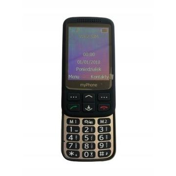 Telefon komórkowy myPhone Halo S 32MB/32MB Czarny