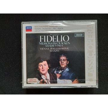 BEETHOVEN Fidelio Maazal Decca Nowa Folia