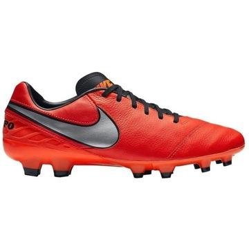 Buty Nike r43 Tiempo Mystic V FG korki NOWE! Skóra