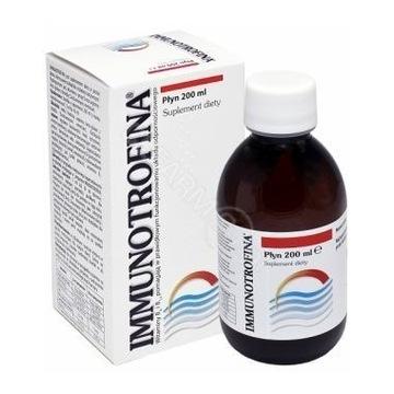 Immunotrofina syrop 200 ml Vitamed