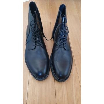 Buty skórzane Vagabond Alex M rozmiar 44 (29