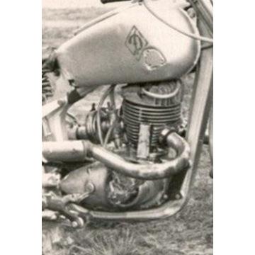 Iskrownik magneto IŻ350/49 IŻ-50 K125