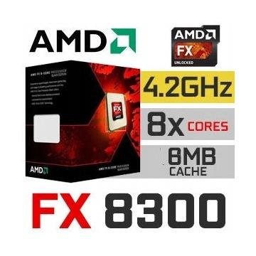 AMD Fx 8300+Gigabyte GA-78LMT-USB3 R2 DDR3 mATX