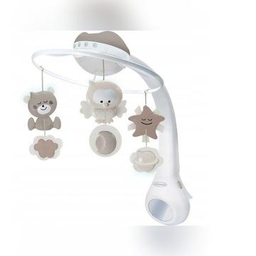 B-KIDS Karuzela 3W1 Projektor Lampka INFANTINO