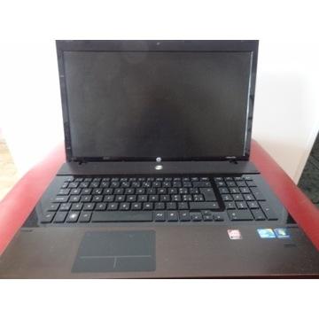 Laptop HP ProBook 4720s niemiecki