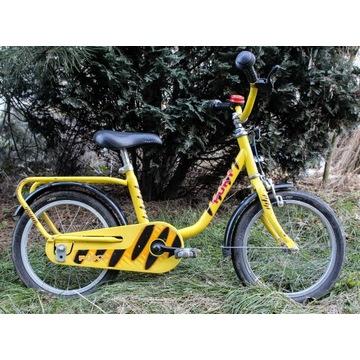 """Rower 16"""" z bagażnikiem"""