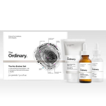 The Ordinary - The No -Brainer Set  (zestaw)