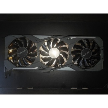 Gigabyte RTX 2800 Super GV-N208SGAMING OC-8GC