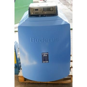 Kocioł Buderus Logano plus GB125 - olejowy