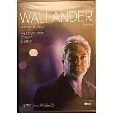 WALLANDER   -   SEZON  I