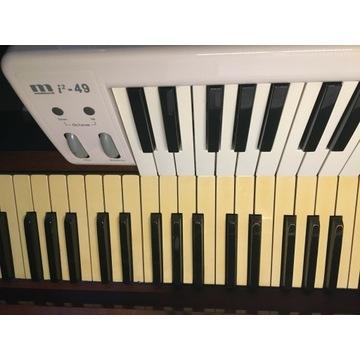 Klawiatura/Keyboard Miditech i2-49 USB/dynamiczna